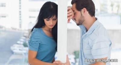 راه های آشتی با همسر