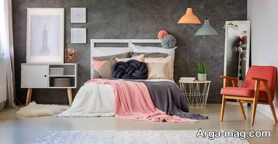 دیزاین اتاق خواب مدرن