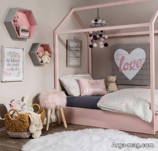 دکوراسیون اتاق خواب با طراحی زیبا