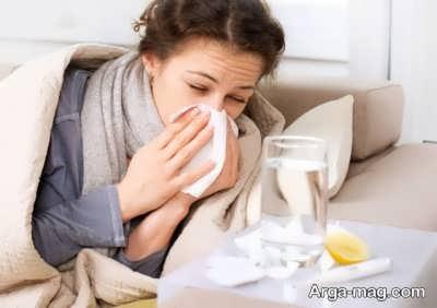 پیشگیری از سرما خوردگی با مصرف سیر