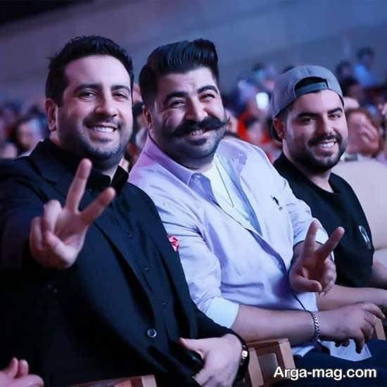 بیوگرافی دیده نشده آرون افشار