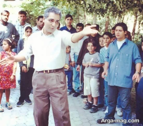 زندگی نوشته مهران مدیری