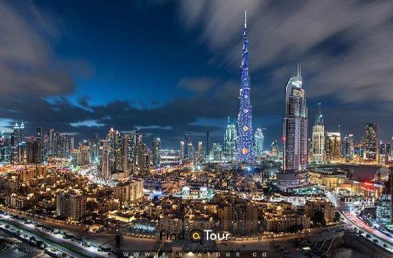 برج خلیفه و دیدنی های آن