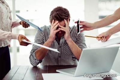 استرس را چگونه کنترل کنیم