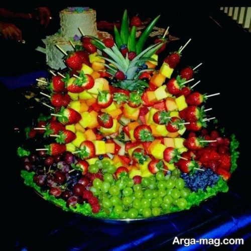 زیباسازی میوه