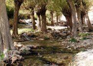 روستای چشمه قل قل برای گردشگران