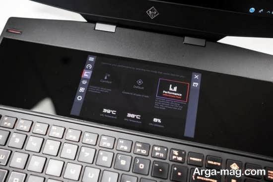 لپ تاپ گیمینگ قدرتمند Omen X 2s