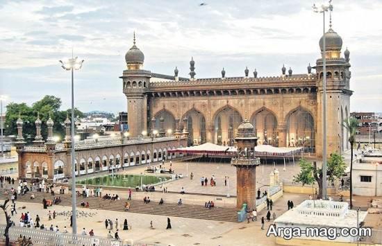بناهای تاریخی حیدرآباد