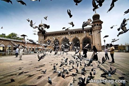 شهر پرجاذبه حیدرآباد