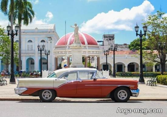 مناطق زیبا در کوبا