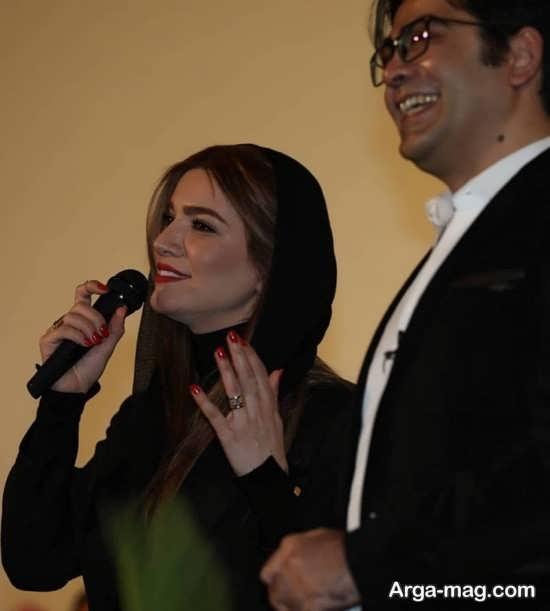 متین ستوده و فرزاد حسنی