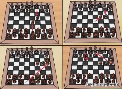 ترفندهای جهانی شطرنج