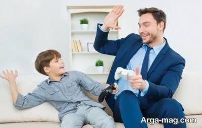 تنبیه کلامی کودک