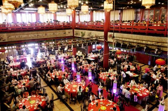 رکورد بزرگترین رستوران جهان در تایلند