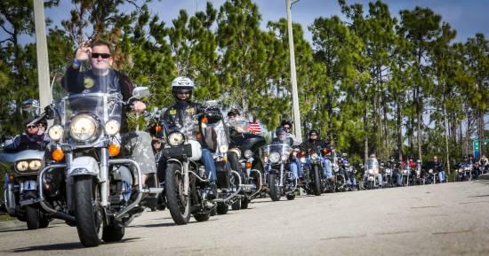 رکورد بزرگترین رژه موتورسیلکت ها در تایلند