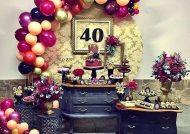 تم تولد چهل سالگی