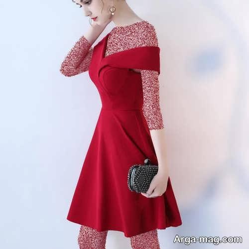 لباس مجلسی کره ای