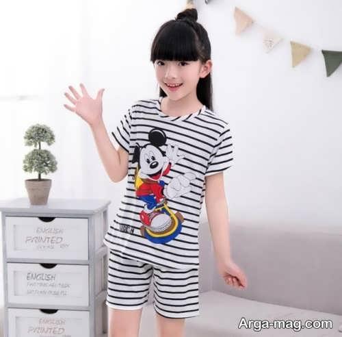 مدل لباس کودک طرح دار