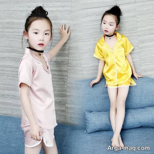 لباس خواب زیبا برای کودک