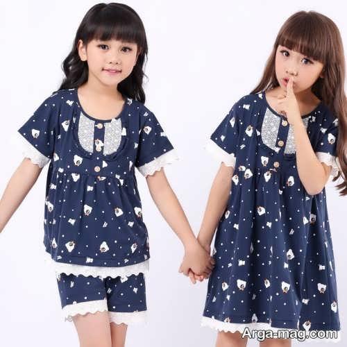 لباس خواب دخترانه کودک