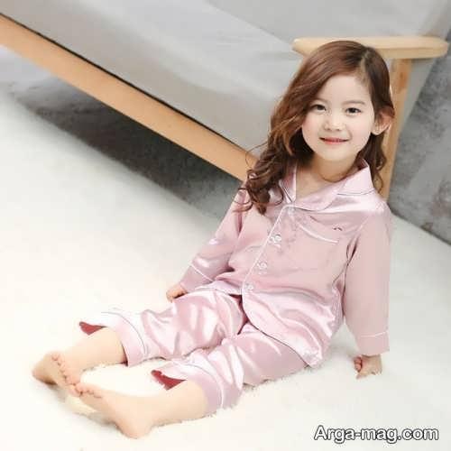 مدل لباس خواب زیبا و ساده