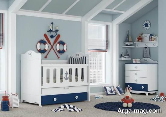 تزیین اتاق پسرانه جدید و زیبا