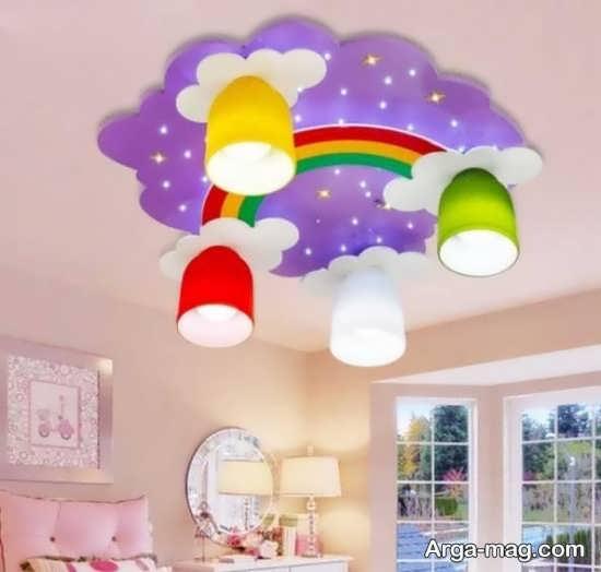 طراحی زیبای اتاق نوزاد