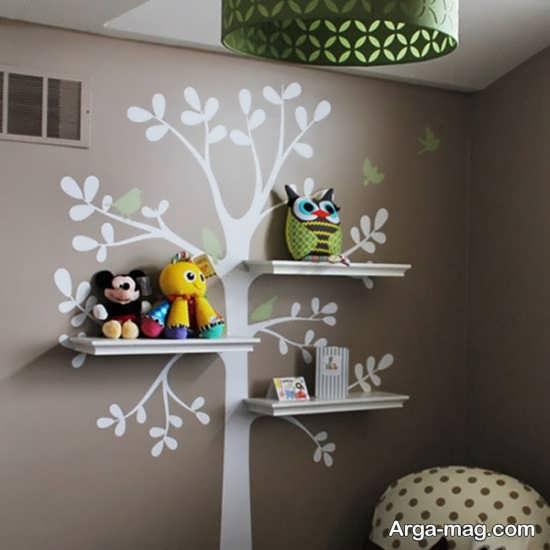 تزیین برای اتاق نوزاد