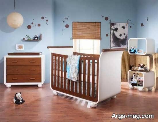 تزیین جدید اتاق نوزاد