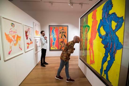 نمایشگاه های هنری بانکوک