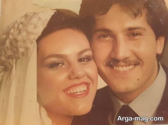 عکس های ازدواج افسانه چهره آزاد و زندگینامه وی