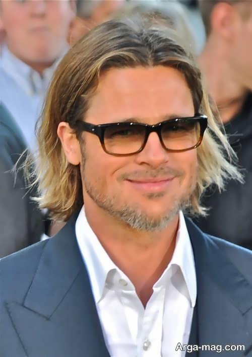 مدل مو بلند و زیبا مردانه