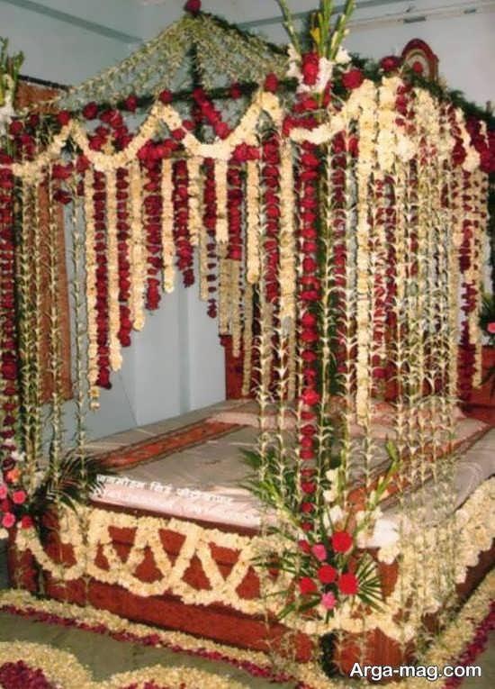 تزئین جدید اتاق خواب عروس