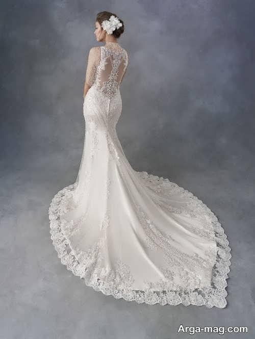 مدل پیراهن عروس جدید