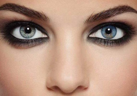 تغییر رنگ چشم با لیزر