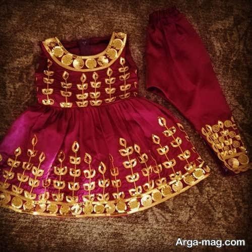 لباس بندری زیبا و شیک