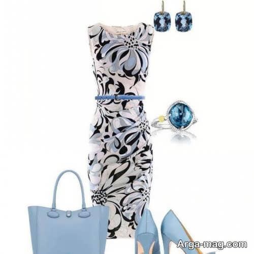 ست لباس مجلسی زیبا