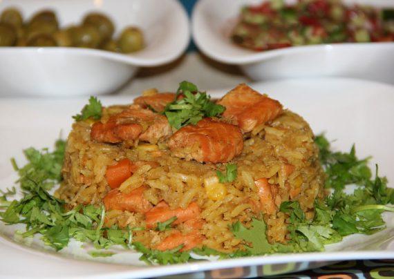 پیشنهاد آشپزی با منوی تایلندی