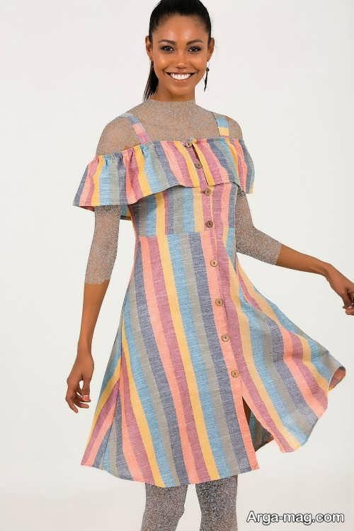 مدل لباس راحتی زنانه