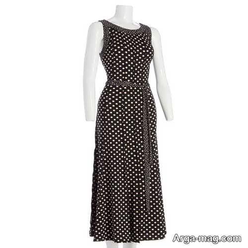 مدل لباس نخی بلند