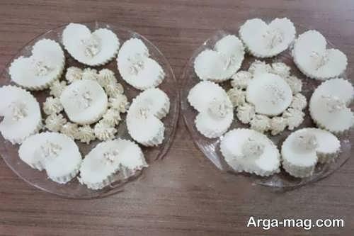تزئین ظرف پنیر