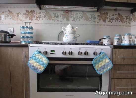 ایده های دوست داشتنی برای تزئینات آشپزخانه عروس
