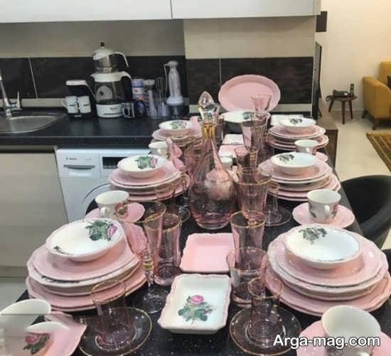 ایده های جذاب برای تزئینات آشپزخانه عروس