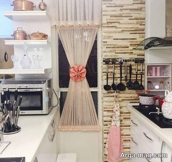 ایده دوست داشتنی برای تزئین و چیدمان وسایل آشپزخانه عروس