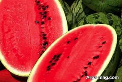 مصرف هندوانه