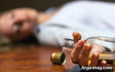 راهکار های دفع الکل