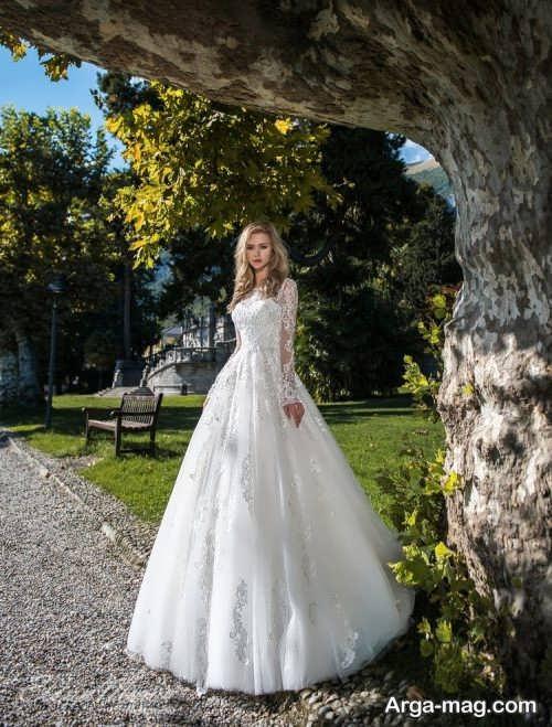 پیراهن عروس زیبا و جذاب