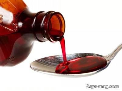 موارد مصرف شربت اکسپکتورانت