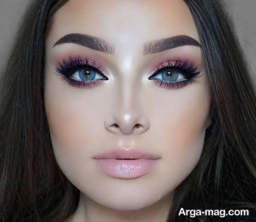 آرایش ابروی زیبا و جدید