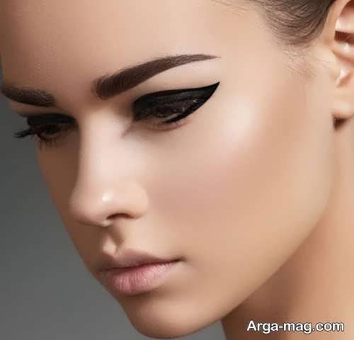 مدل آرایش ابرو